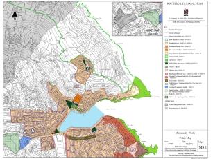 Marsascala North Policy Map