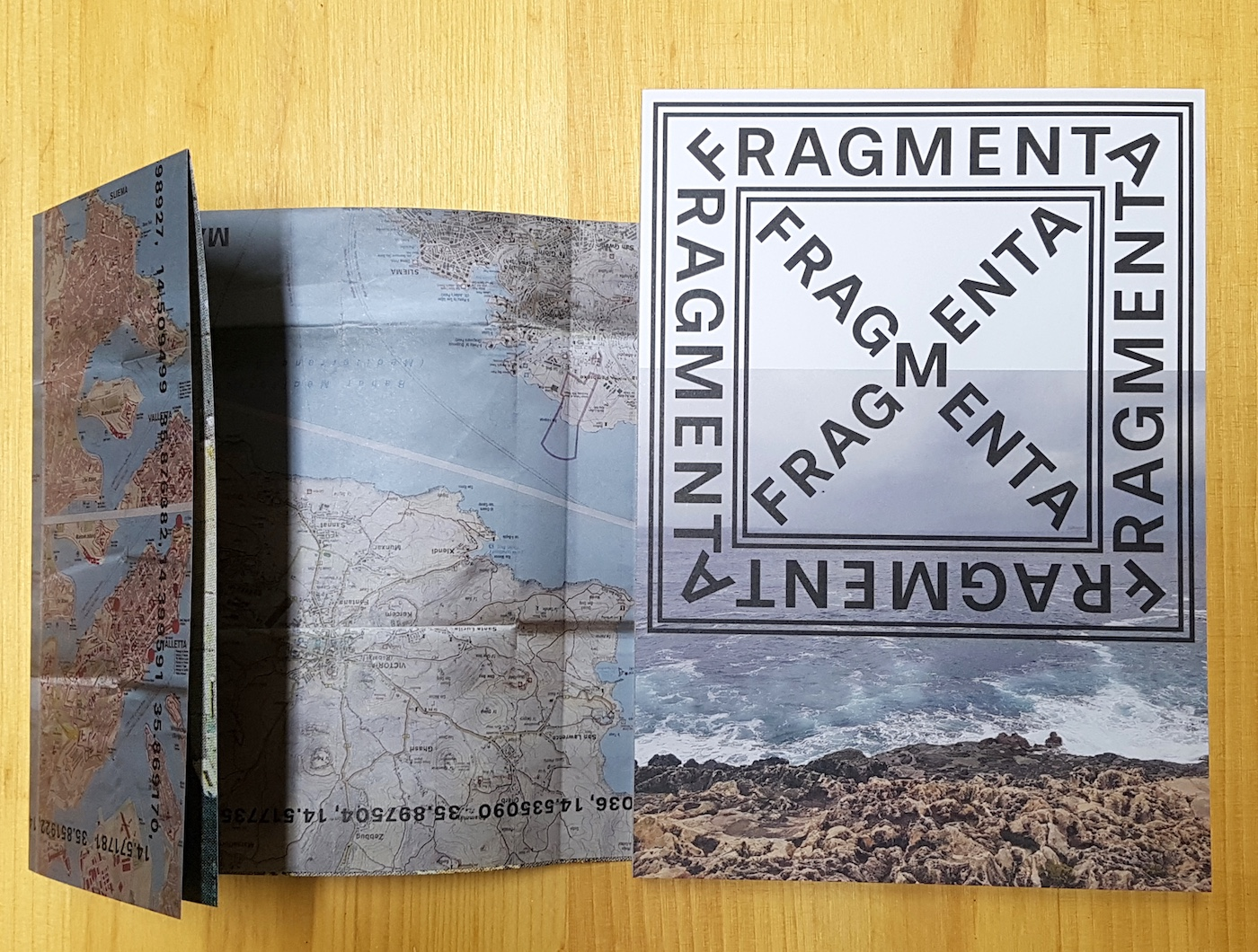 Fragmenta - the book